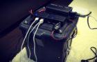 カーバッテリーでポータブル電源を自作!走行充電可能で車中泊もOK